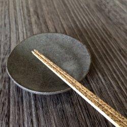 画像2: 中川木工芸比良工房 胡麻竹箸